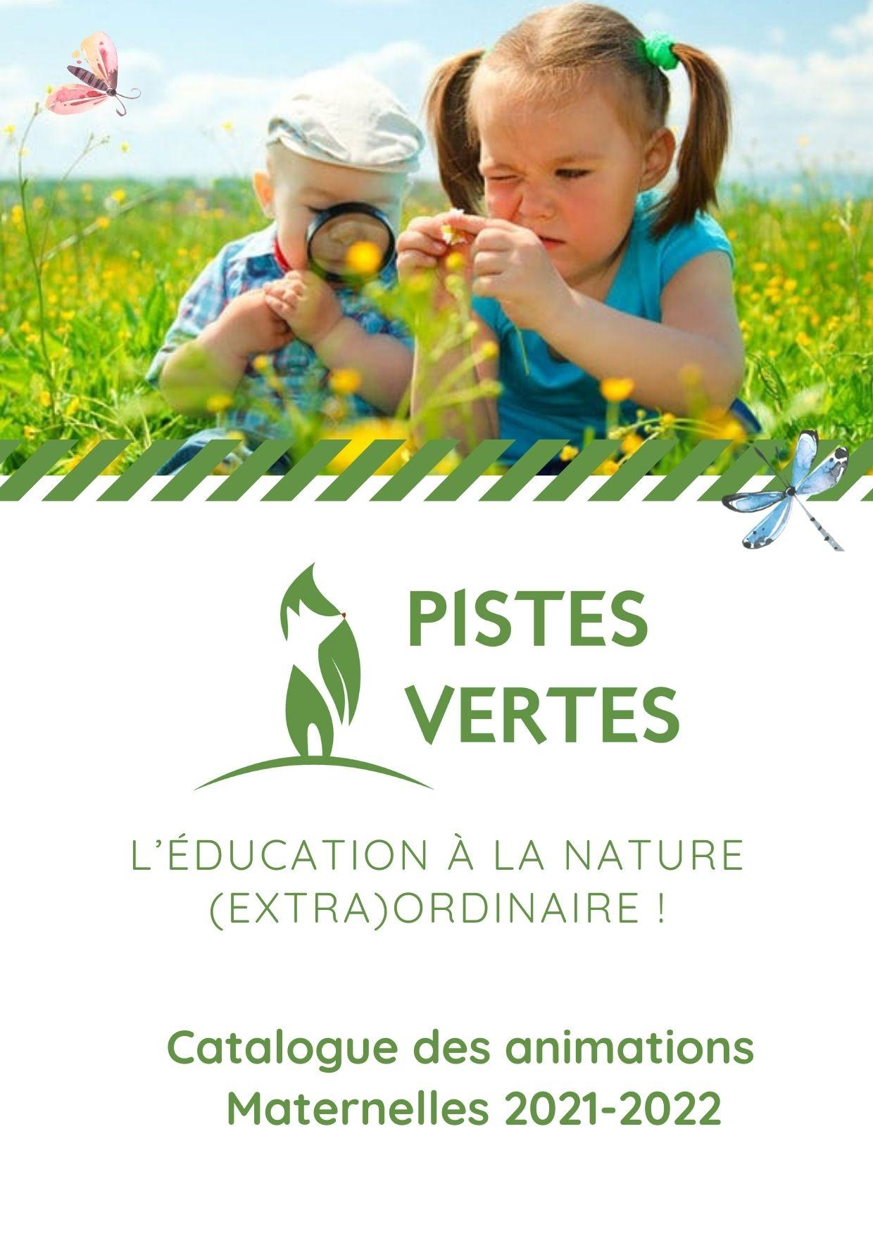 Catalogue Pistes Vertes